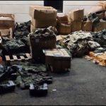 Սենսացիոն տեսանյութ…Փորձել էր հրկիզել 17 միլիոն 375 հազար դրամին համարժեք զինվորական հանդերձանքը․ մեկ անձ կալանավորվել է