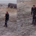 «Արագածում դիմավորեցինք առաջին ձյունը». Գագիկ Սուրենյան (տեսանյութ)